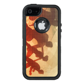 Team Building Activities to Increase Morale OtterBox iPhone 5/5s/SE Case