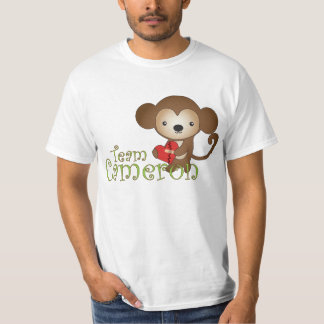 team cameron t-shirt (white)
