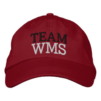 TEAM Cap by SRF Embroidered Baseball Cap