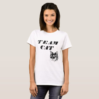 Team Cat by Mini Brothers Official T-Shirt