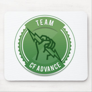 Team CF Advance Mouse Pad