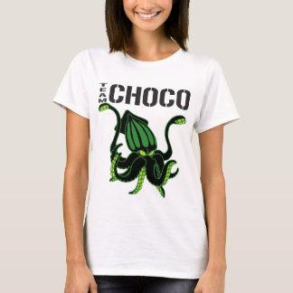 TEAM-CHOCO Girly-T  V2 T-Shirt