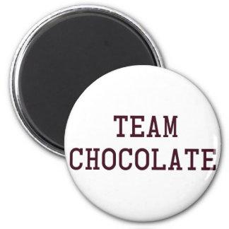Team Chocolate Magnet
