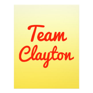Team Clayton Flyers