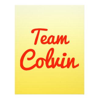 Team Colvin Flyers