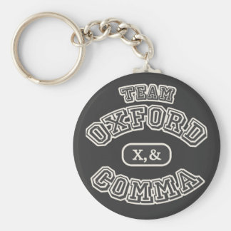 Team Comma II Keychains