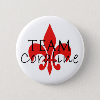 Team Coraline Button