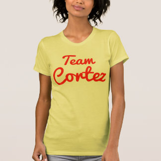 Team Cortez Tshirt