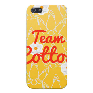 Team Cotton Cover For iPhone 5