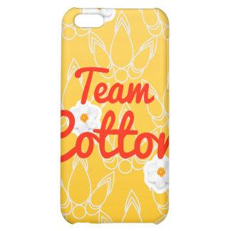 Team Cotton iPhone 5C Case