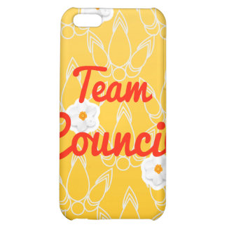 Team Council iPhone 5C Covers