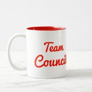Team Council Coffee Mugs