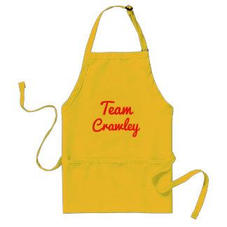 Team Crawley Apron