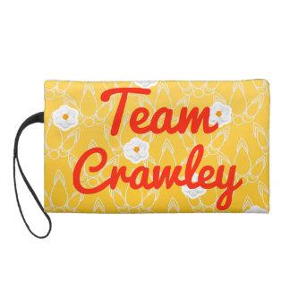 Team Crawley Wristlets