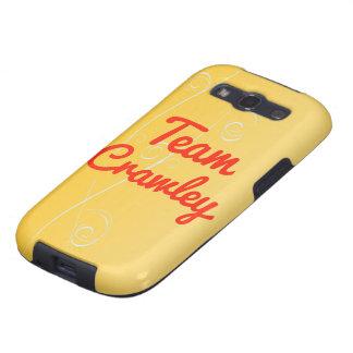 Team Crawley Samsung Galaxy S3 Cover