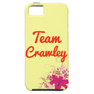 Team Crawley iPhone 5 Covers