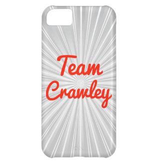 Team Crawley iPhone 5C Cases