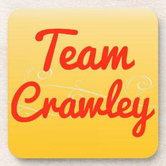Team Crawley Coasters