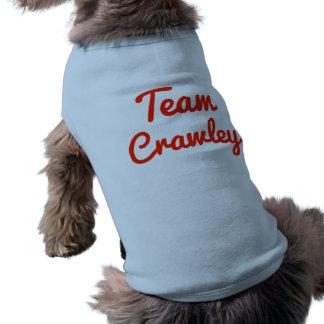 Team Crawley Dog Clothing