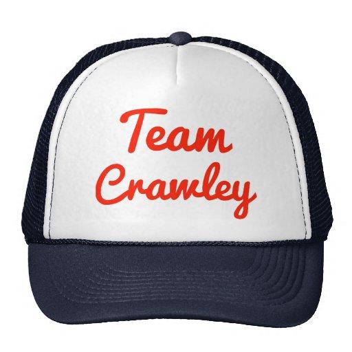 Team Crawley Mesh Hat