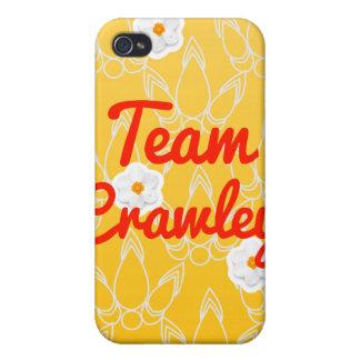 Team Crawley iPhone 4 Case