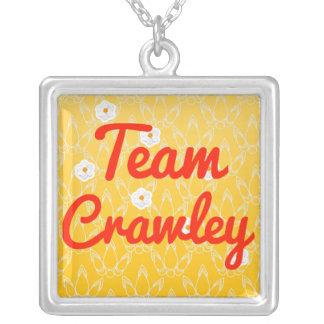 Team Crawley Pendants