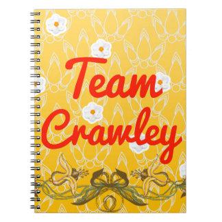 Team Crawley Journals