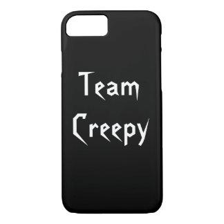 Team Creepy Phone © iPhone 8/7 Case