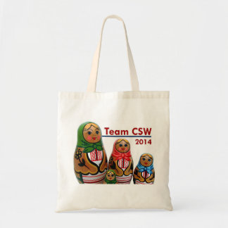 Team CSW Tote or Project Bag