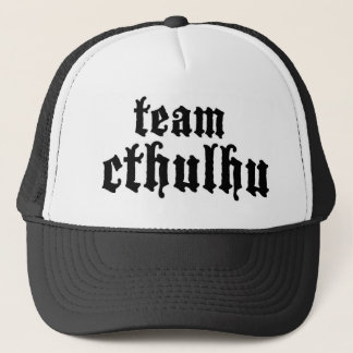 Team Cthulhu Trucker Hat
