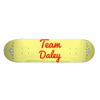 Team Daley Skate Board Decks