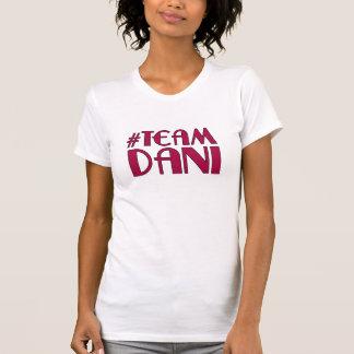 Team Dani Scoop T-shirt