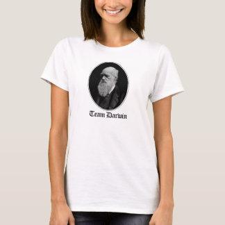 Team Darwin - Team Evolution - - Pro-Science - T-Shirt