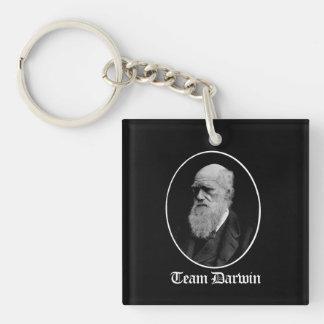 Team Darwin - Team Evolution - - Pro-Science - - w Key Ring