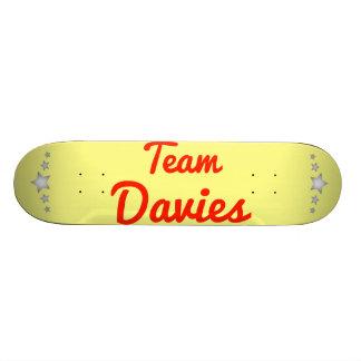 Team Davies Skate Board
