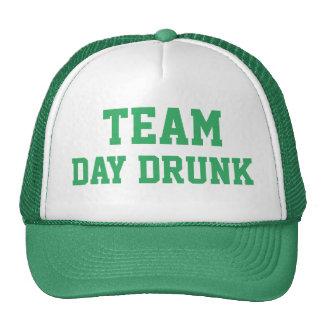 TEAM DAY DRUNK ST. PATRICK'S DAY CAP
