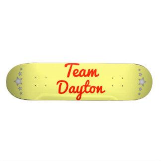 Team Dayton Skateboard