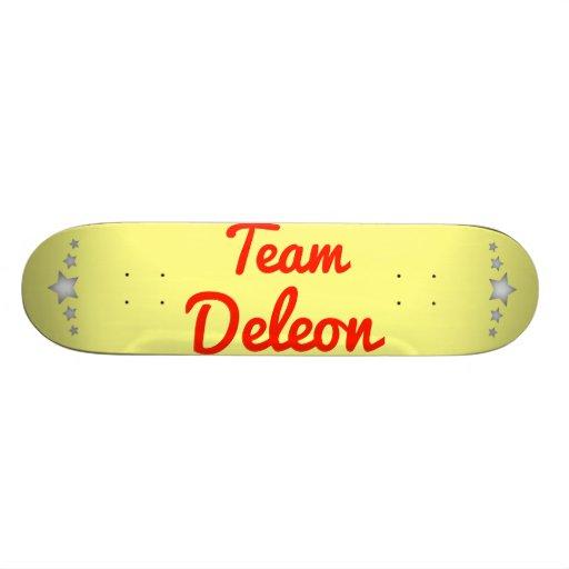 Team Deleon Skateboard