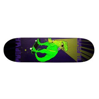 Team Dinosaur 18.1 Cm Old School Skateboard Deck