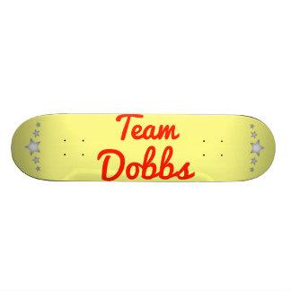 Team Dobbs Custom Skate Board