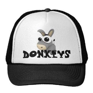 Team DONKEYS Hats
