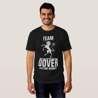 Team Dover lifetime member T Shirts