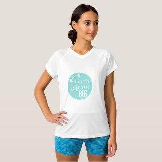 Team Dream Big Exercise Shirt