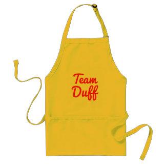 Team Duff Aprons