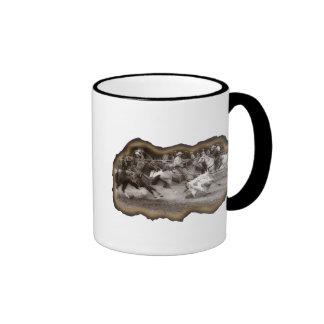 Team Effort Coffee Mugs