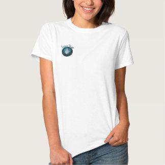 Team emblem tee shirts