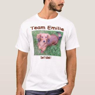 Team Emilie T-shirt Design