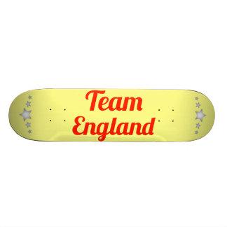 Team England Skateboards