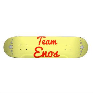 Team Enos Skate Decks