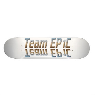 Team EP1C Skateboard